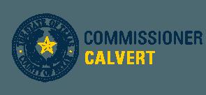 Commissioner Calvert