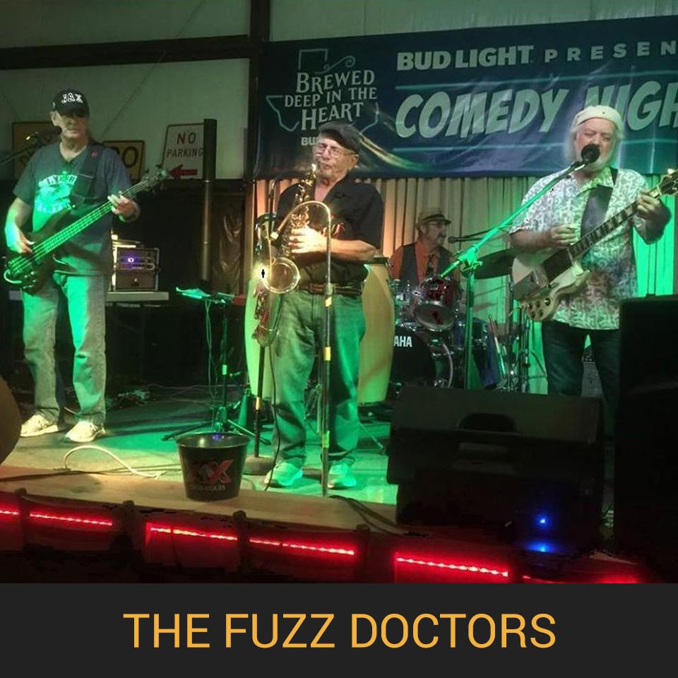 The Fuzz Doctors